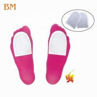 Buy cheap hot hand warmer pad, magic menstrual pain relief instant heating womb patch product