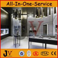 Buy cheap High quality jewelry shop displays,free store interior design from wholesalers