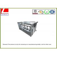 Buy cheap Precision Machining Components steel enclosure product