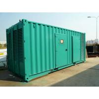 Buy cheap 350KVA - 2500KVA Perkins Diesel Generator 280KW - 1800KW Open Type And Silent Type from wholesalers