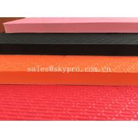 Buy cheap Die Cut Closed Cell Foam Rubber Sheets , High Elastic Resilience Eva Slipper / Eva Sandles from wholesalers