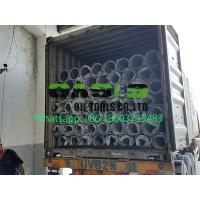 Buy cheap DN 8 5/8 AISI304 material water well screens with 0.5mm open section from wholesalers