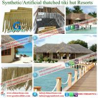 Buy cheap Palmex - Mauritius | Synthetic Thatch | Artificial Palm Leaves | Palapa Maldives resorts from wholesalers