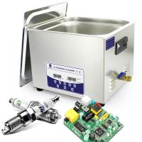 Buy cheap 15 L Ultrasonic Washing Machine For Pcb Cleaning Removes Solder Paste And Flux Residue from wholesalers