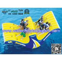 Buy cheap Customized Inflatable Water Games Rocker Seesaw  High-strength PVC Tarpaulin from wholesalers