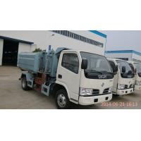 Buy cheap good price and high quality dongfeng side loader garbage truck for sale, hot sale best price 2017s garabge truck from wholesalers