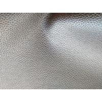 Buy cheap 54 Inch Faux Leather Fabric For Upholstery , Faux Suede Upholstery Fabric product