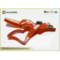 Buy cheap Adjustable Lsshing Nylon Cargo Straps , Custom Elastic Bands ROHS PAHS from wholesalers