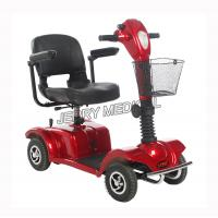 Buy cheap Midi Tiller Adjustable Electric Mobility Scooter Battery Powered Intelligent Controlled from wholesalers