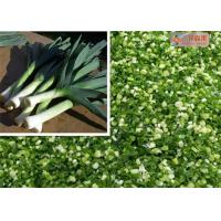 Buy cheap Natural Green Dehydrated Vegetable Flakes Leek / Onion Flakes First Grade from wholesalers