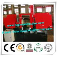 Buy cheap Horizontal Bandsaw Pipe Bevelling Machine For Structural Steel Fabricators from wholesalers