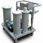 Buy cheap SJL-200 Portable Oil Filter frame filter press(200 L / min) from wholesalers
