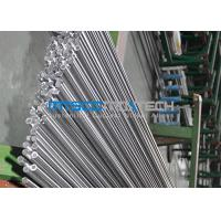 Buy cheap 24 SWG 1 / 2 Inch Hydraulic Tube TP304 / 304L Stainless Steel Seamless Pipe from Wholesalers