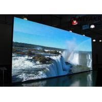 Buy cheap P2 Full Color HD LED Wall Custom LED Screens With Super Thin Die Cast Aluminum from wholesalers
