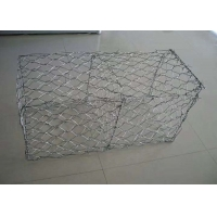 Buy cheap Hot Dipped Galvanized 100 X 120mm 3.7mm Gabion Wire Mesh from wholesalers