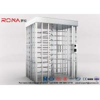 Buy cheap Single Channel Full High Turnstile High Security Turnstile with 304 Stainless Steel Housing from wholesalers