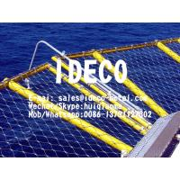 Buy cheap Wire Mesh Heliport Safety Nets, Offshore Helimesh, Helipad SS316 Wire Rope Mesh, Helideck Perimeter Safety Nets from wholesalers