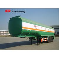 Buy cheap CIMC 42 cbm fuel tank semi-trailer dimensions oil tank trailer with CCC certificate from wholesalers