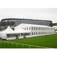 Buy cheap Business Aluminium Frame Tents Marquee PVC Coated Fabric Structure from wholesalers