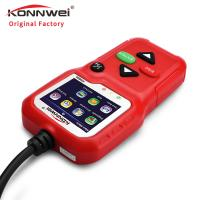 Buy cheap Hand Held Automobile Diagnostic Code Reader KW590 Detect All 12V Cars After 1996 from wholesalers