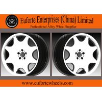 Buy cheap Susha Wheels - Plate Shape Aluminum Alloy Forged Wheels Black Mirror Face 8.5 - 12 Inch Width from wholesalers