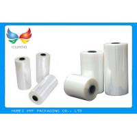 Buy cheap Personalised POF Shrink Wrap Plastic Rolls Seal Instant Noodle Packaging from wholesalers