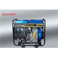 Buy cheap DC180A Open Frame Diesel Welder Generator 2KW AC Single Phase For Home from wholesalers