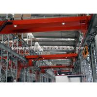 Buy cheap SGS Certified Steel Frame Structure Lattice Steel Tower Fire Resistant from wholesalers