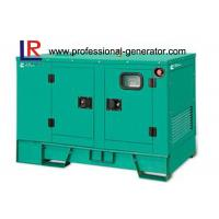 Buy cheap Soundproof Canopy 25kVA Silent Diesel Generator Set with Cummins Engine 4B3.9 - G2 from wholesalers