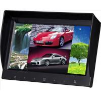 Buy cheap 7 Inch PAL, NTSC IR DC 12V 2 Images / 4 Images Splitter Quad Monitor Display With Sunshade Cover from wholesalers