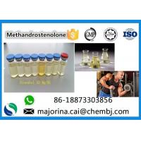 Buy cheap Injectable Oil Dianabol/Metandienone anabolic steroids bodybuilding muscle building Yellow Oil CAS:72-63-9 from wholesalers