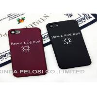 Buy cheap Customize Mobile Phone Covers Brand Original New 100% Silicone 3D Design from wholesalers
