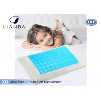 Buy cheap Health Care Sleep Contour Memory Foam Bamboo gel cool pillow Standard Size from wholesalers