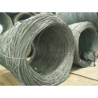 Buy cheap Carbon Steel wire rod for producing welding electrode ER70S-2 Wire Rod Coils 5.5mm from wholesalers