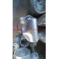 Buy cheap 2507 duplex stainless steel equal tee from wholesalers