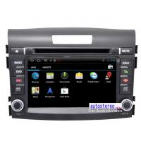 Buy cheap 3G WIFI Honda Sat Nav DVD Android 4.0 Car Stereo GPS Headunit for Honda CR-V 2012+ from wholesalers