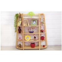 Buy cheap Wooden shelf, a wooden shelf, receive the wooden frame, wooden magazine rack from wholesalers