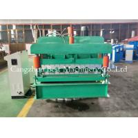 Buy cheap High Perofrmance Roof Tile Roll Forming Machine Durable Electrical Motor from wholesalers