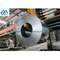 Buy cheap Antirust Aluzinc Steel Coil Hot Dipped JIS G3321 / ASTM A792 For Precision Instruments from wholesalers