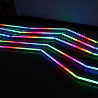 Buy cheap Smart Programmable RGB Flexible LED Neon Tube Lightweight 15*23.5*1000mm from wholesalers
