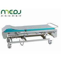 Buy cheap Outpatient Medical Examination Table 1900mm Length With Side Railings from wholesalers