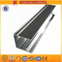 Buy cheap Solid Substantial Polished Aluminium Profile Normal Length 6m from wholesalers