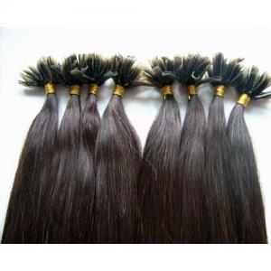 Buy cheap I-tip Keratin hair Extension /Pre-bonded hair extension,fusion hair extension product