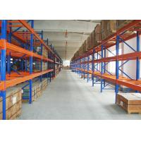 Buy cheap Steel Heavy Duty Shelving Rack Powder Coated Corrosion Protection Anti Rust from wholesalers