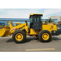 Buy cheap High strength LW300FN Wheel Loader 3T, Earthmoving Machinery from wholesalers