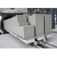 Buy cheap Light Weight AAC Block Manufacturing Plant Fly Ash Brick 380kw - 450kw product