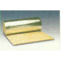 Buy cheap Thermal Rockwool Insulation Blanket Flexible Faced With Aluminum Foil from wholesalers