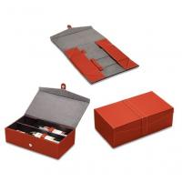 Buy cheap Retail Paper or Cardboard Wine Packaging Boxes UV Coating for double bottles from wholesalers