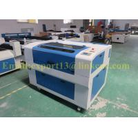 Buy cheap 900 * 600 mm cnc 100W  laser engraving machine , laser cutting machine from wholesalers