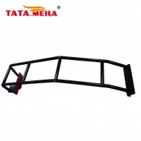 Buy cheap Toyota 4 Runner Black Iron Steel SUV Rear Ladder from wholesalers